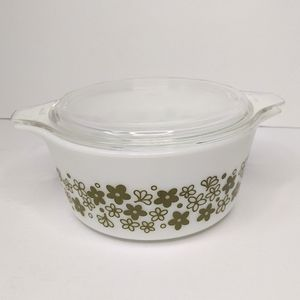 Vintage Pyrex Corning Ware 474 1.5 qt and lid